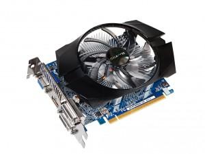 GIGABYTE Videókártya PCIe NVIDIA GT 740 1GB GDDR5 OC