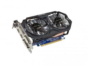GIGABYTE Videókártya PCIe NVIDIA GTX 750 Ti 2GB GDDR5 OC