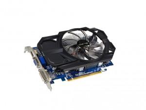 GIGABYTE Videókártya PCIe AMD R7 240 2GB DDR3 OC