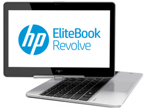 HP ELITEBOOK REVOLVE 810 G3 11.6 HD Core™ I5-5200U 2,2GHZ, 8GB, 128GB SSD, WIN 10 PRO