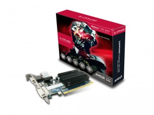 Sapphire Videókártya PCIe AMD R5 230 1GB DDR3