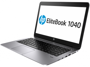HP ELITEBOOK 1040 G2 14 FHD Core™ I7-5600U 2.6GHZ, 8GB, 256GB SSD, WWAN, WIN 10 PRO