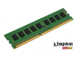 Kingston Memória - DDR3 1333MHz / 2GB