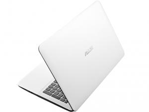ASUS X554LD XO599D laptop (Intel® Core™ i3-4030U Processzor/4GB/500GB/NVIDIA GeForce 820M/DOS/Fehér)