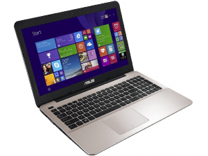 ASUS 15,6 HD X555UJ-XO195T - Sötétbarna - Windows® 10 64bit Intel® Core™ i5-6200U (3M Cache, up to 2.80 GHz), 4GB, 1TB, Nvidia® 920M 2GB, Matt kijelző