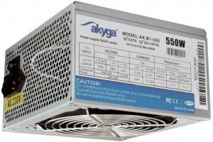 Akyga Tápegység Basic - 550W