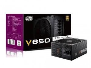 Cooler Master Tápegység V850 - 850W