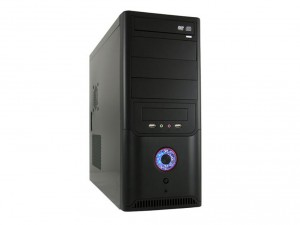 LC Power Ház 649B - ATX - 420W