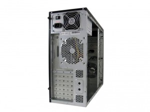 LC Power Ház 649BS - ATX - 420W