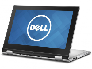 Dell Inspiron 7347 13.3 FHD IPS LED fényes Touch, Intel® Core™ i5 Processzor-4210U 2.7GHz, 8GB DDR3L (1Slot), 256GB SSD, Intel® HD Graphics 4400, No ODD, 802.11ac, BT, HDMI, CR, 3cell, Ezüst, Billvill, Win10H EN - Használt