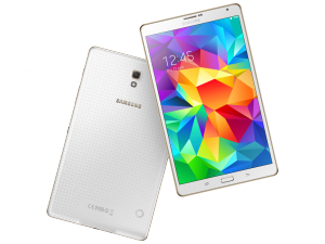 Samsung Galaxy Tab S SM-T700 (Exynos 5 Octa (1.9Ghz Quadcore + 1.3 Ghz Quadcore)/3GB/16GB/8,4/ Android 4.4 (KitKat)/WIFI)