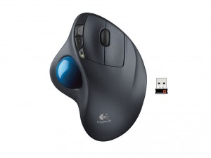 Logitech M570 Wireless Trackball hanyattegér