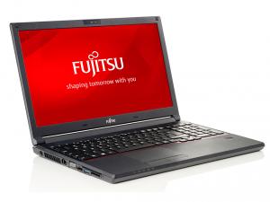 Fujitsu Lifebook E546 laptop (Intel® Core™ i5-6200U Processzor/4GB/500GB/Intel® HD Graphics 520/DOS/Fekete)