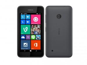 Nokia Lumia 530  DUAL SIM szürke okostelefon