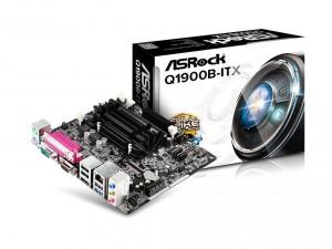 ASRock s1170 Q1900B-ITX Alaplap