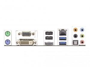 ASRock s1170 Q1900-ITX Alaplap