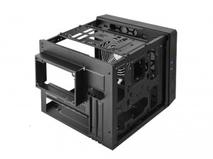 Cooler Master Ház mITX - Elite 110 Advanced