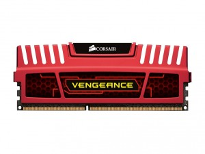 Corsair Memória Vengeance DDR3 1600MHz / 16GB KIT (2x8GB) Black Heatspreader