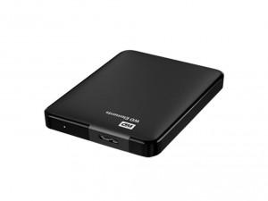 Western Digital Elements 1TB USB3.0 Fekete Külső merevlemez