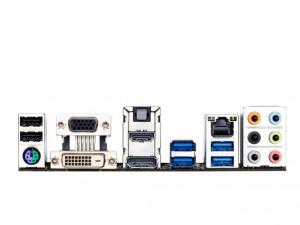 Gigabyte s1150 GA-H81M-HD3 Alaplap