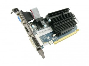Sapphire Videókártya PCIe AMD HD 6450 1GB DDR3