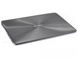Asus N551JW-CN212D 39.6 cm (15.6) LED Notebook - Intel® Core™ i5 Processzor i5-4200H Dual-core (2 Core) 2.80 GHz szürke