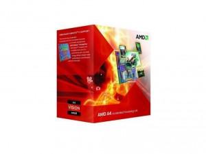AMD FM2 A4-Series A4 4020 Processzor