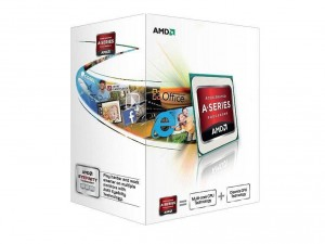 AMD FM2 A4-Series A4 5300 Processzor