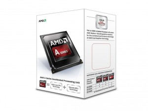 AMD FM2 A4-Series A4 6320 Processzor