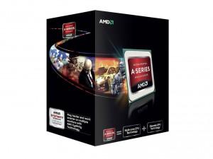 AMD FM2 A6-Series A6 7400K Processzor