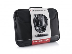 Modecom 15,6 3in1 Traveler Táska +Egér +Headset (TOR-MC-TRAVELER-15)