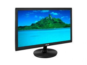 ASUS VS228DE 22 WideScreen LED Monitor