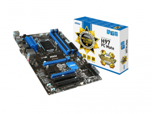 MSI s1150 H97 PC Mate Alaplap