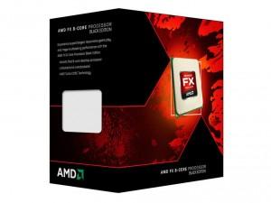 AMD AM3+ FX-8350 Processzor