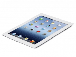 APPLE iPad 4 Retina 128Gb Wi-Fi+Cellular White ME407