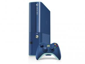 Microsoft Xbox 360 E 500GB kék Konzol