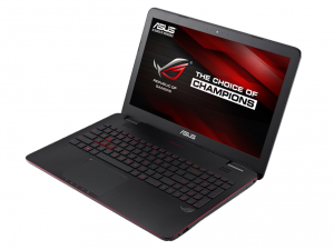 ASUS G551VW-FW290D 39.6 cm (15.6) Notebook - Intel® Core™ i5 Processzor i5-6300HQ Quad-core (4 Core) 2.30 GHz 4gb, 1tb, 960M /2gb, DOS