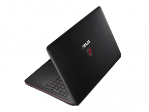 ASUS ROG 15,6 FHD G551VW-FW276D- Fekete - FreeDOS Intel® Core™ i7-6700HQ - 3,50GHz, 8GB, 1TB + 128GB SSD, NVIDIA® GeForce® GTX 960M 4GB, DVD-RW, WiFi, Bluetooth, Webkamera, FreeDOS, Matt kijelző,