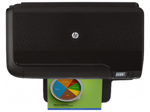 HP Officejet Pro 8100 Nyomtató