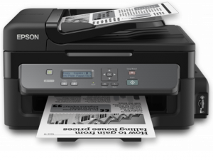 Epson WorkForce M200 mono A4 Multifunkciós nyomtató