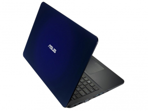 ASUS X555LA XO216D laptop (Intel® Core™ i3-4010U Processzor/4GB/500GB/Intel® HD Graphics 4400/DOS/Kék)