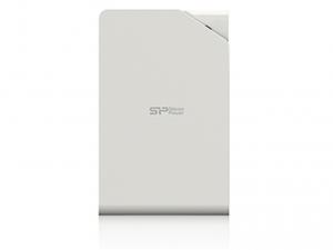 Silicon Power STREAM S03 1TB USB3.0 Fehér Külső merevlemez