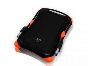 Silicon Power ARMOR A30 - 1TB USB3.0 - Fekete Merevlemez