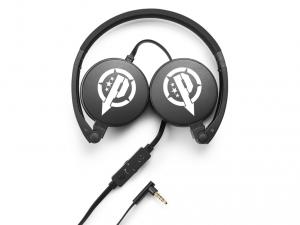HP H2800 fekete vezetékes sztereó fejhallgató, mikrofonnal