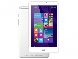 Acer Iconia Tab W1-810-10TE (Intel® Atom™ Processzor Z3735G (1,3 - 1,8 GHz, Quad-Core)/1GB DDR3L/32GB eMMC/8 col/ Microsoft Windows 8.1/WIFI)
