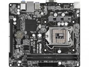 ASRock s1150 H81M-VG4 R2.0 Alaplap