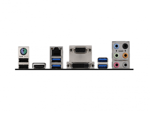 MSI s1150 Z97S SLI Krait Edition Alaplap