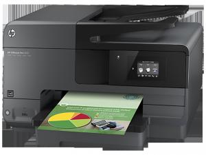 HP Officejet Pro 8610 Multifunkciós készülék