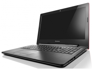 LENOVO IDEAPAD G50-45, 15.6 HD 1366X768, AMD A6-6310 QC (1.8GHZ), 4GB, 500GB HDD, AMD RADEON R5 M330-2GB, ODD, DOS, Piros