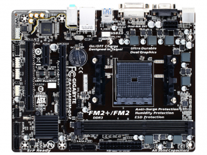 Gigabyte sFM2+ GA-F2A68HM-DS2 Alaplap